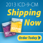 2012 ICD-9 Books Shipping Now