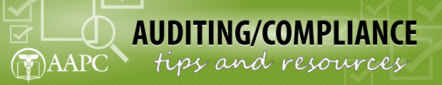 Auditing/Compliance Tips and Resources